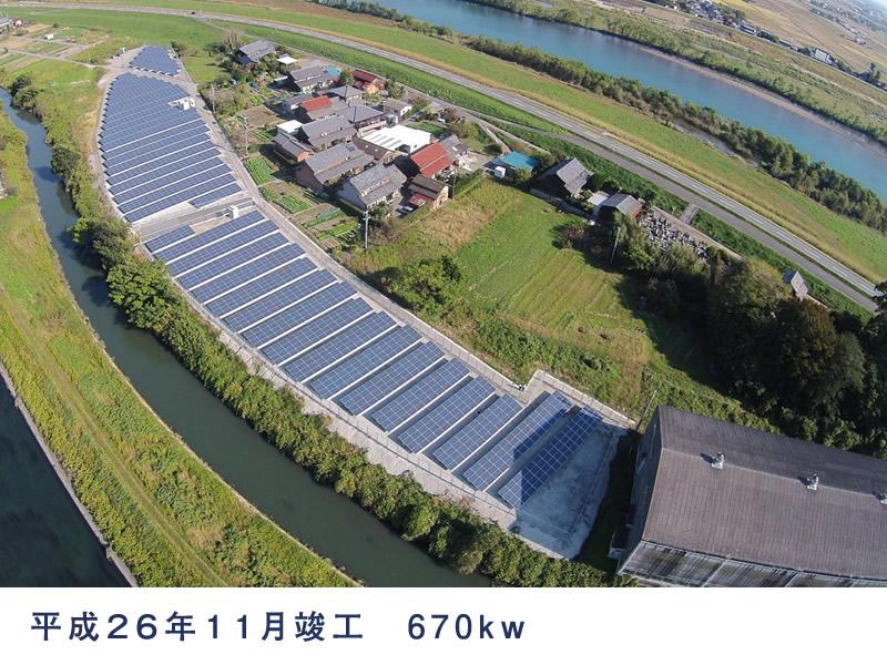 輪之内太陽光発電所