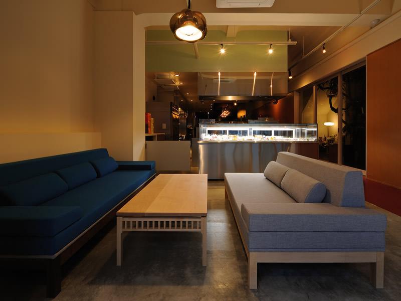 FLOW lounge CAFEFLOW FLOW Garden_2